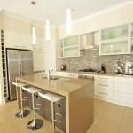 Вариант оформления кухни 17