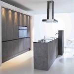 Современный интерьер кухни 7