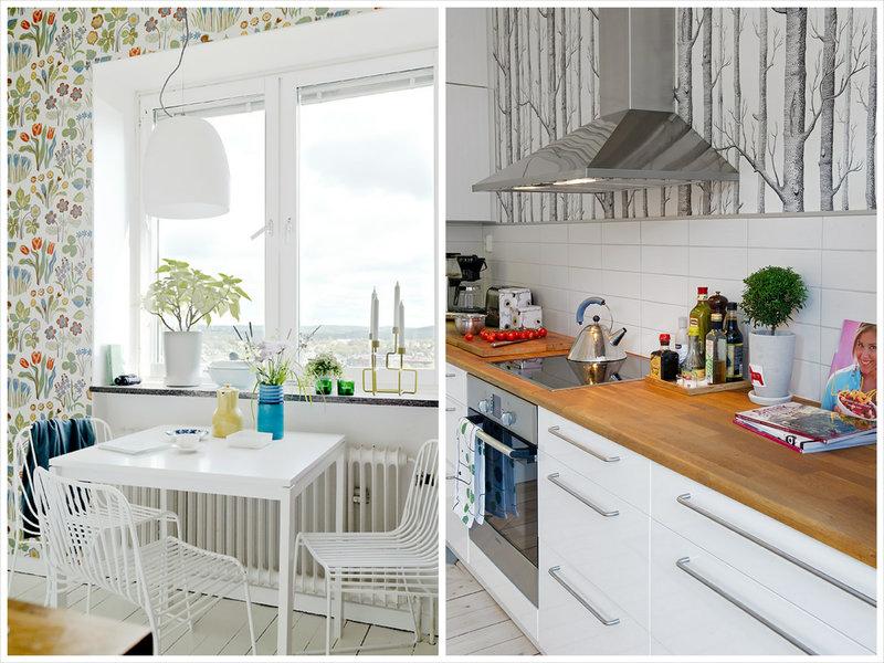 красивй проект кухни