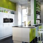 Современный интерьер кухни 9