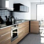Современный интерьер кухни 10