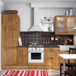 Современный интерьер кухни 11