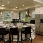 Вариант оформления кухни 23