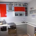 Идея интерьера кухни 3