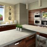 Идея интерьера кухни 4