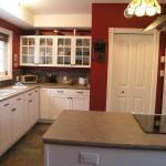 Современный интерьер кухни 14