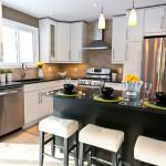 Современный интерьер кухни 15