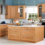 Современный интерьер кухни 17