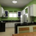 Идея интерьера кухни 22