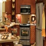 Идея интерьера кухни 23