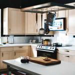 Современный интерьер кухни 19