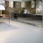 Идея современного дизайн кухни 8