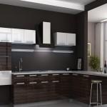 Идея современного дизайн кухни 9