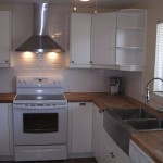 Современный интерьер кухни 21