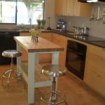 Современный интерьер кухни 22