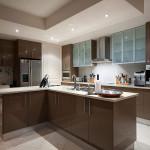 Идея современного дизайн кухни 13