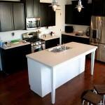 Современный интерьер кухни 26