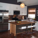 Современный интерьер кухни 27
