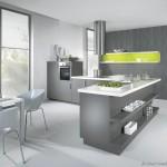 Идея современного дизайн кухни 19
