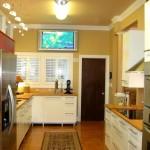 Современный интерьер кухни 29