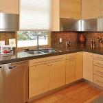 Идея современного дизайн кухни 20