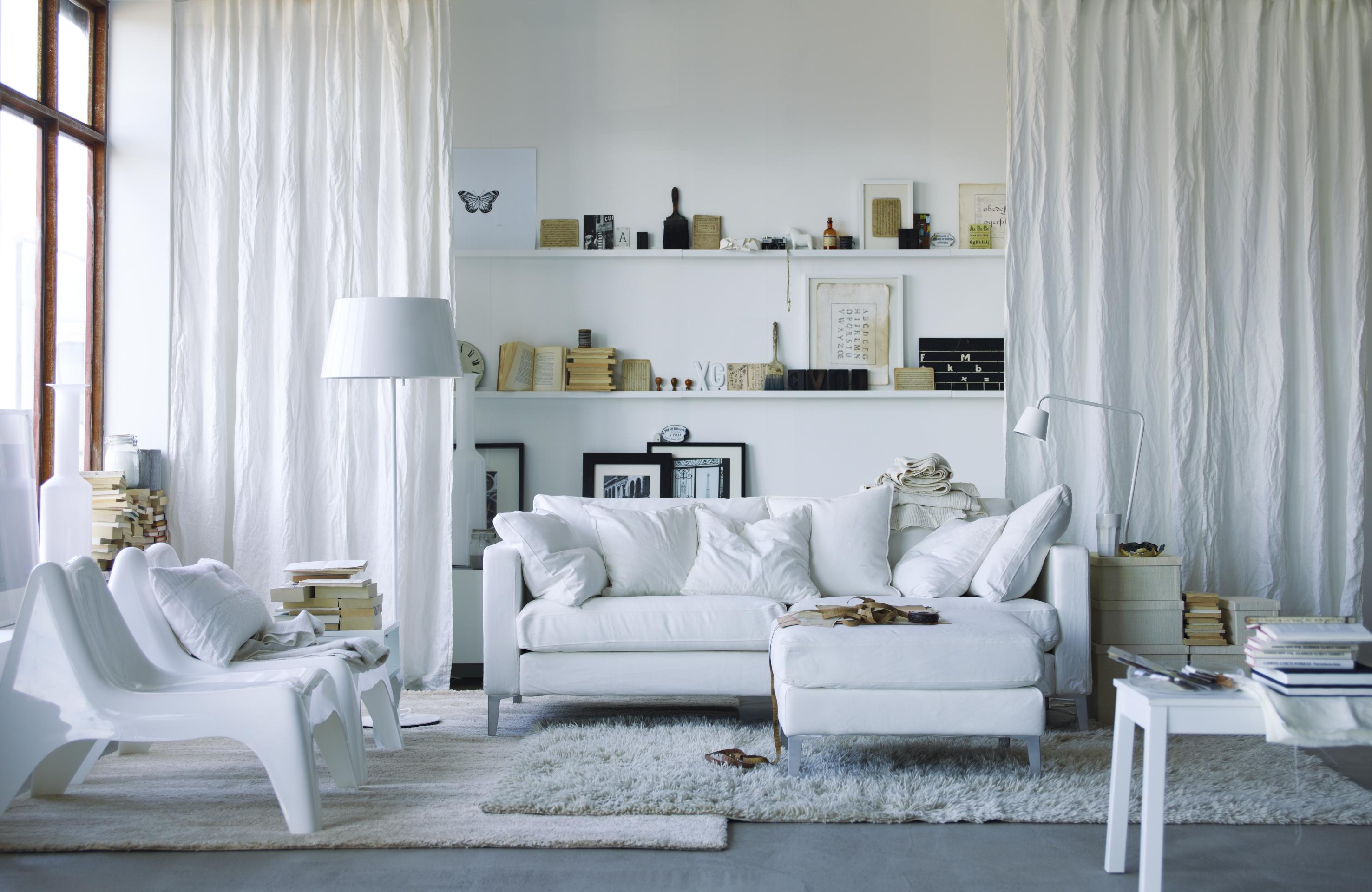 Мебель Икеа в интерьере