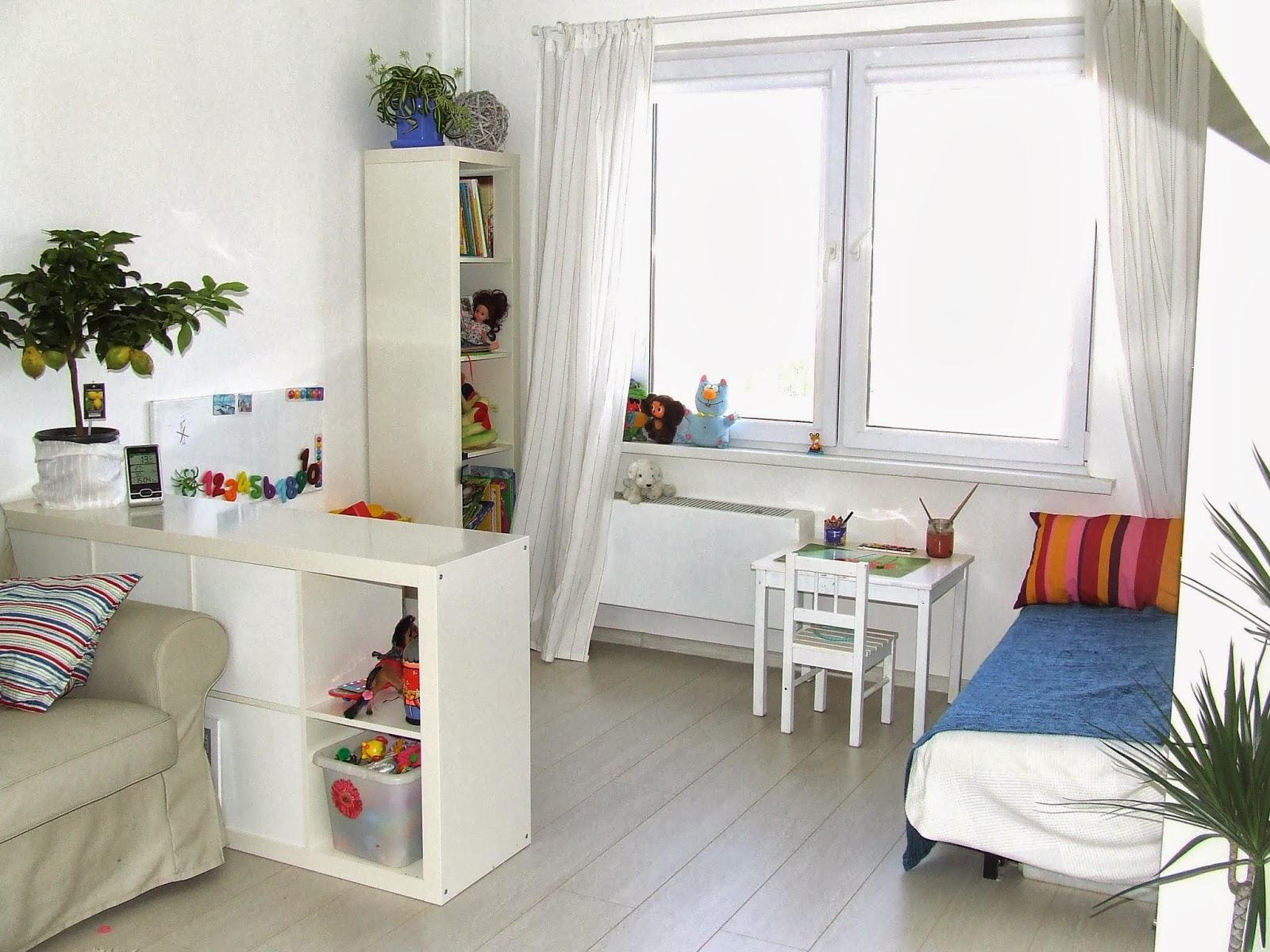Мебель от икеа в детской