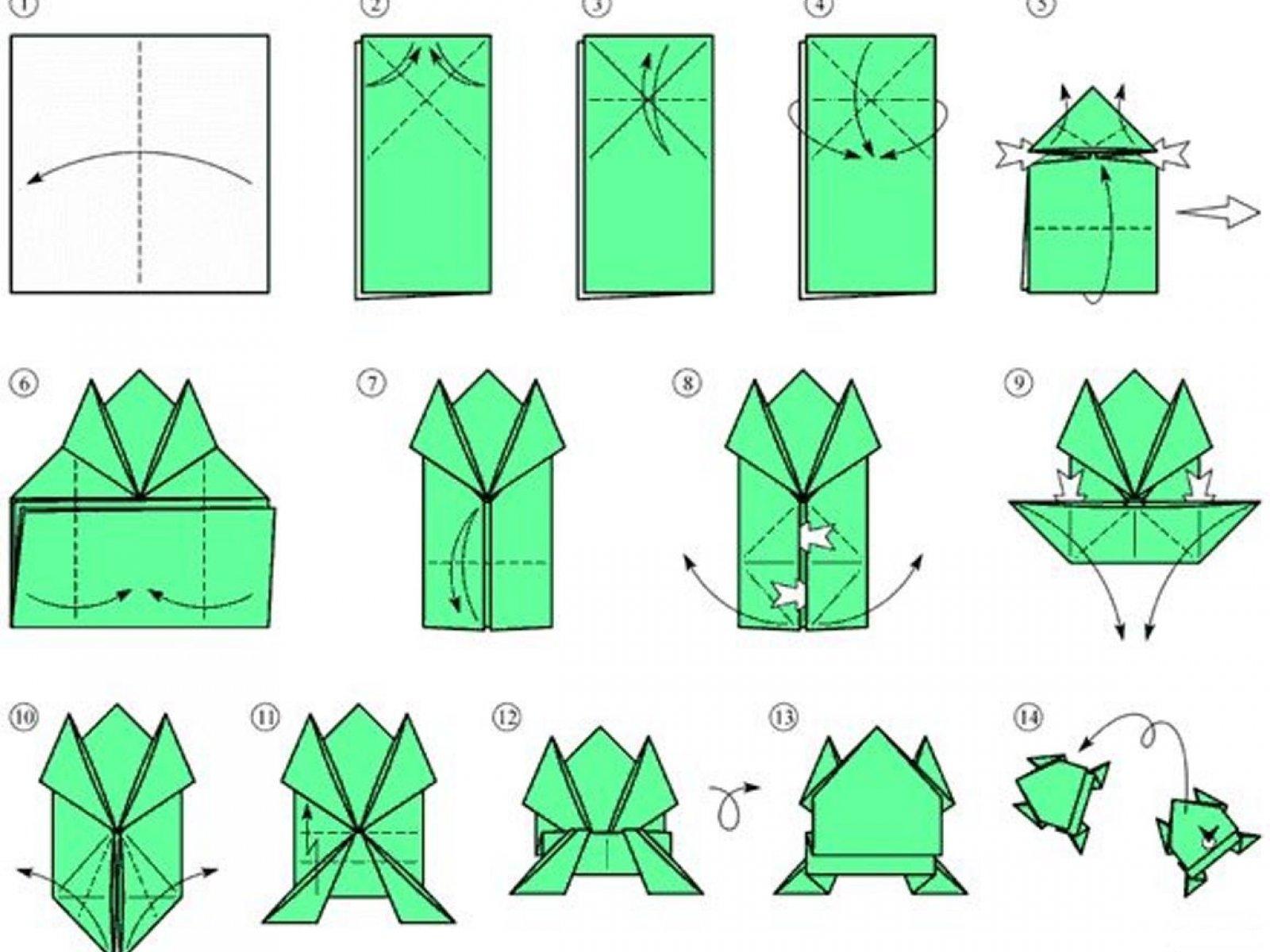 Как сделать тюльпан из бумаги оригами фото 611