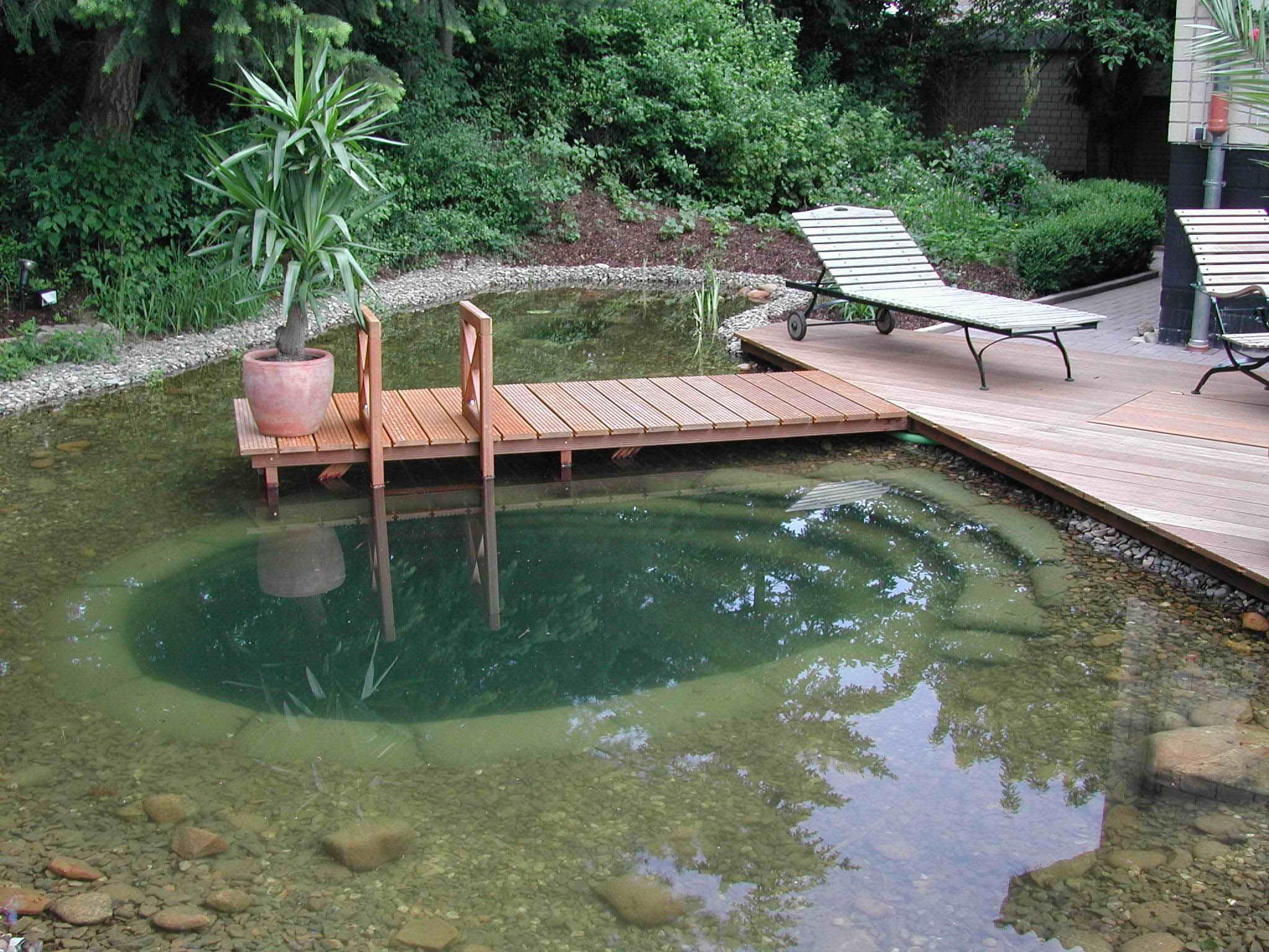 Место для отдыха на даче 2