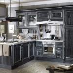 Кухня в стиле арт деко 3