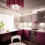 Кухня в стиле арт деко 1