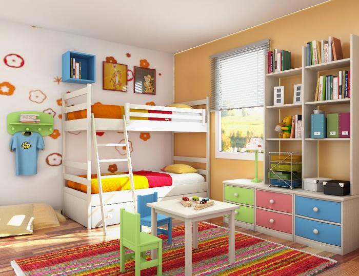 детская комнаат 2