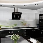 Кухня в стиле хай тек 3
