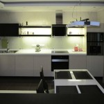 Кухня в стиле хай тек 1