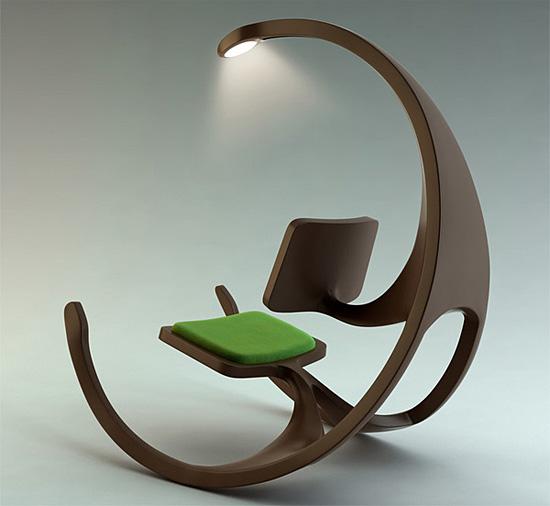 Выбираем кресло качалку