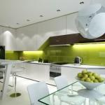 Кухня в стиле минимализм 3