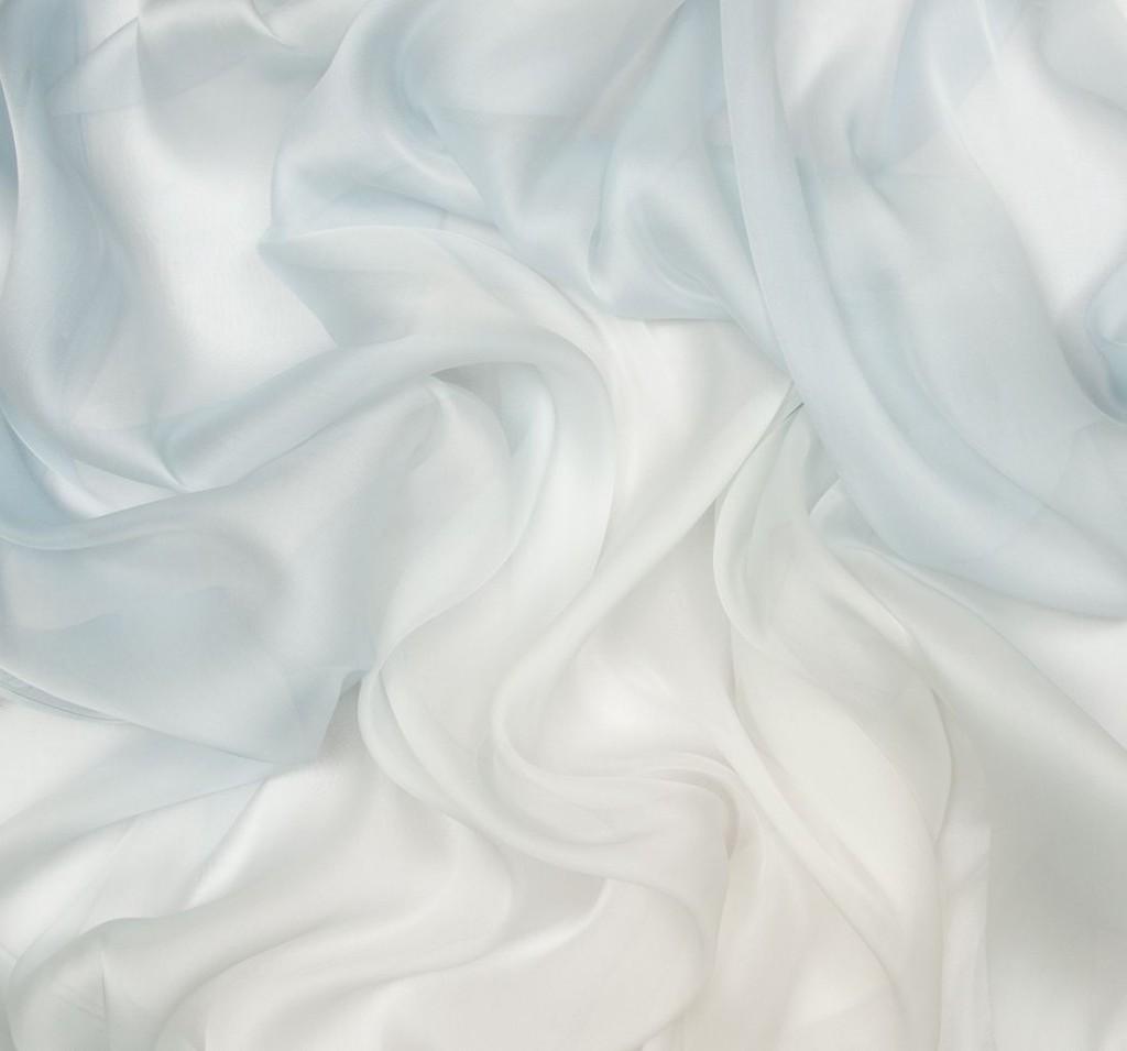 Органза белого цвета
