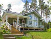 Особенности финских домов из клееного бруса