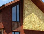 Виды декоративных фасадных штукатурок