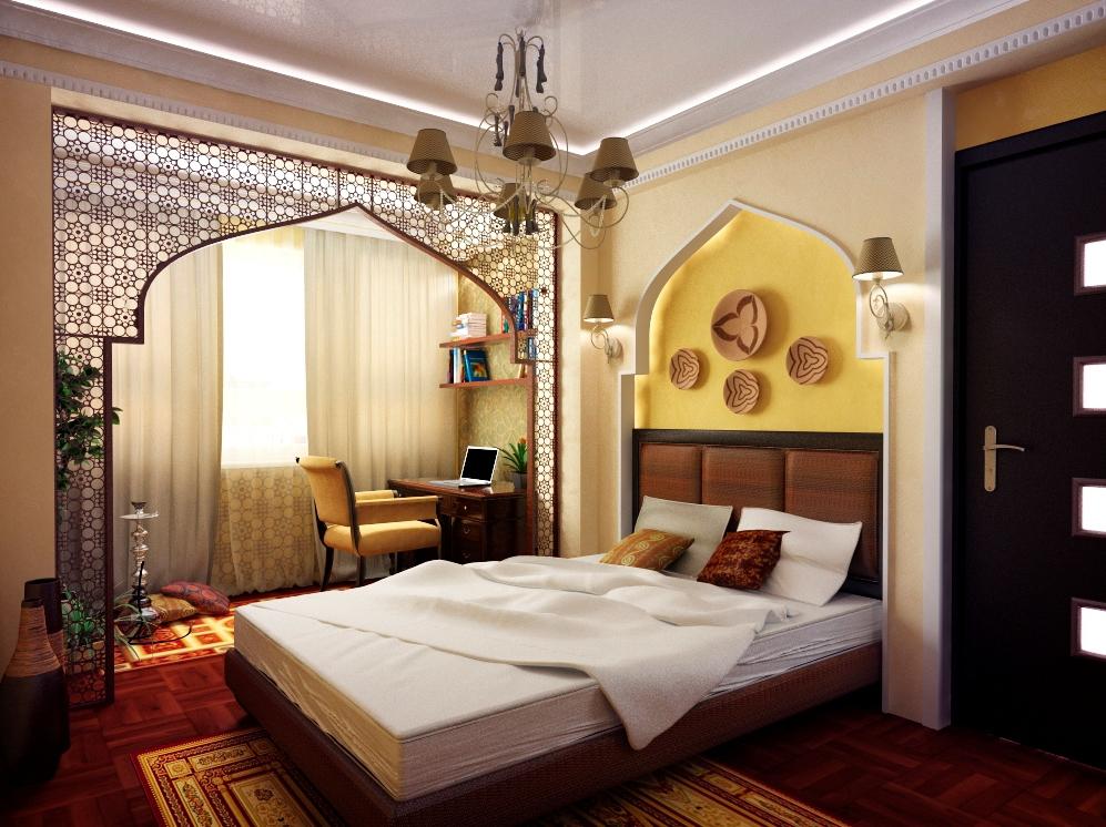 Оформляем интерьер в восточном стиле с ламинатом My-Floor