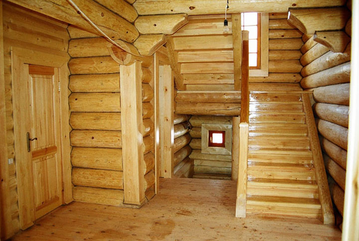 Как выбрать древесину для дома из дерева