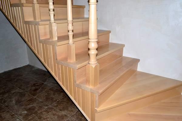 Материалы для лестниц