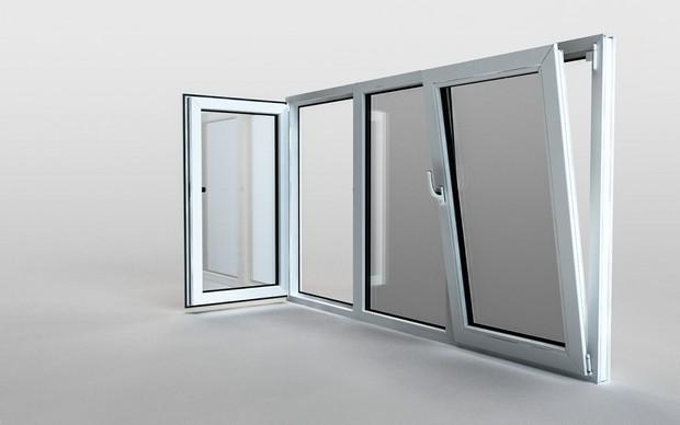 aluminevue okna - 1