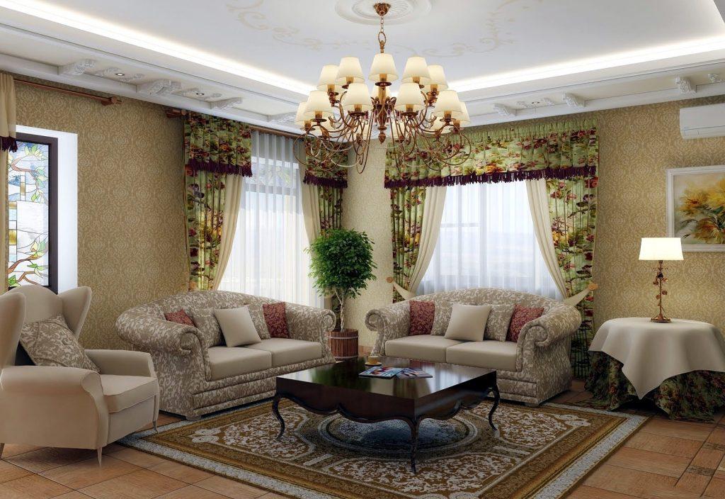 освещение квартиры фото