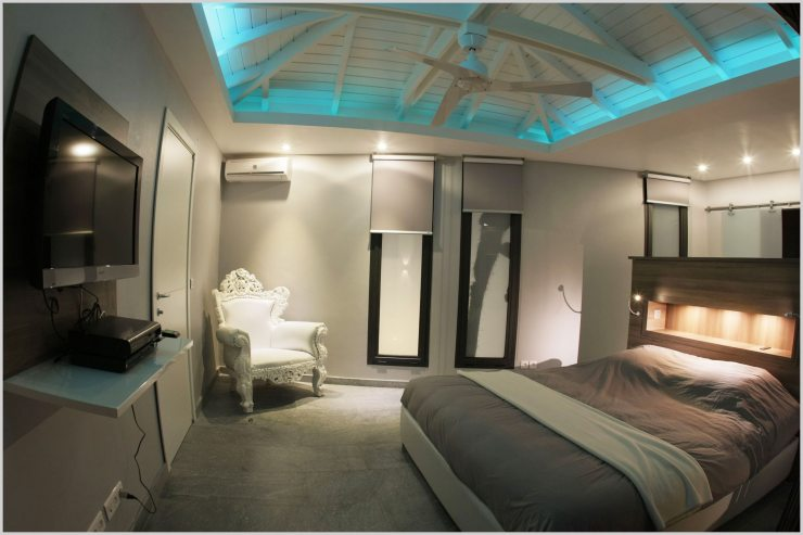 Использование светодиодной ленты для освещения в спальне