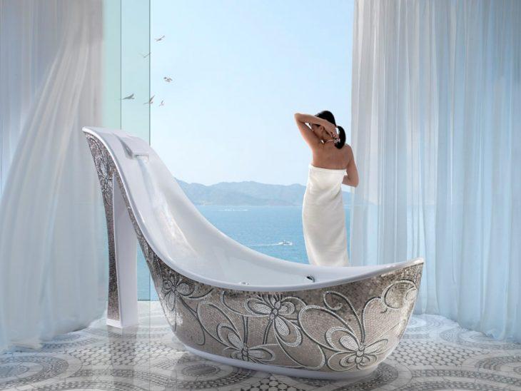 Как увеличить пространство в ванной: дизайн маленькой ванной комнаты 3 кв м – фото и видео идеи
