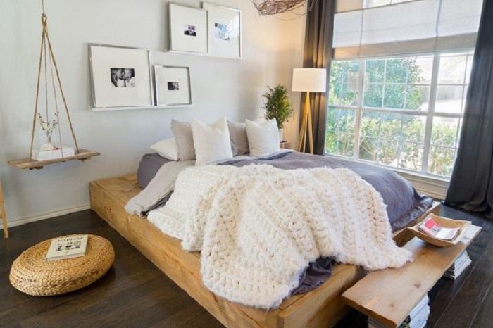 Мебель для скандинавской спальни