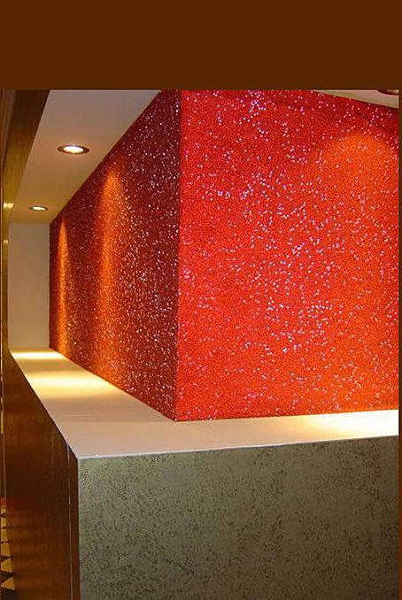 Бисерное покрытие в стиле ар-деко