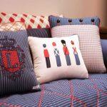 Вариант текстиля для комнаты подростка