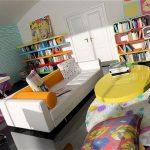 Функциональная комната подростка
